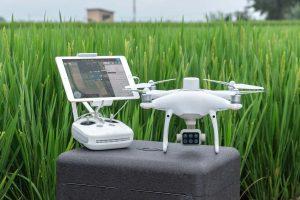 【ニュース】上空からの異常検知による新たな防除提案を推進 するために、DJI JAPANと日本農薬が提携