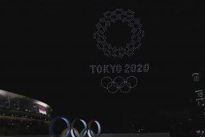 【ニュース】オリンピック 東京2020 開会式で使用されたドローンは、1824台のIntel製「Shooting Star」