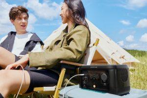 【ニュース】ブランド史上最軽量、ワイヤレス充電も可能な新しいポータブル電源「RIVER mini」が発売