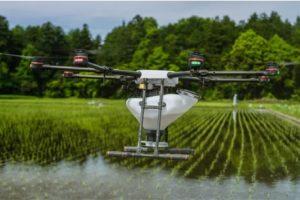 【ニュース】 ドローン農薬散布のプロ集団「SKYAGRI」「国内最大規模のドローン一斉防除」を実施